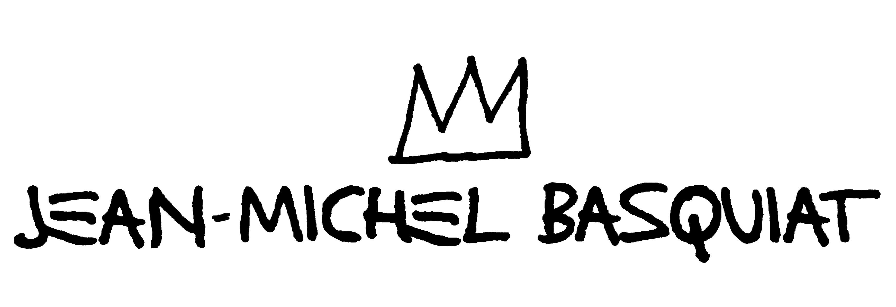 Image result for basquiat logo png